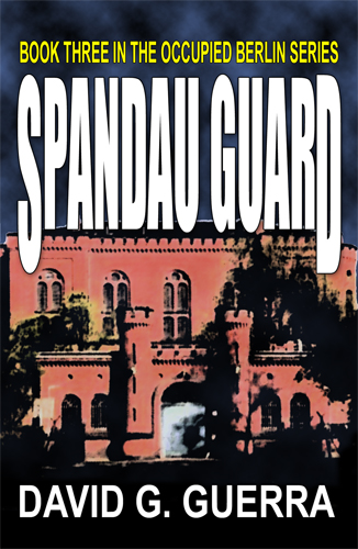 Spandau Guard by David G. Guerra