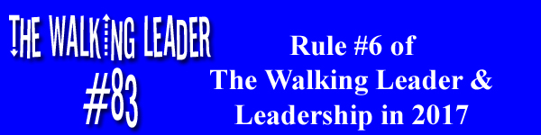 Walking Leader Podcast #83