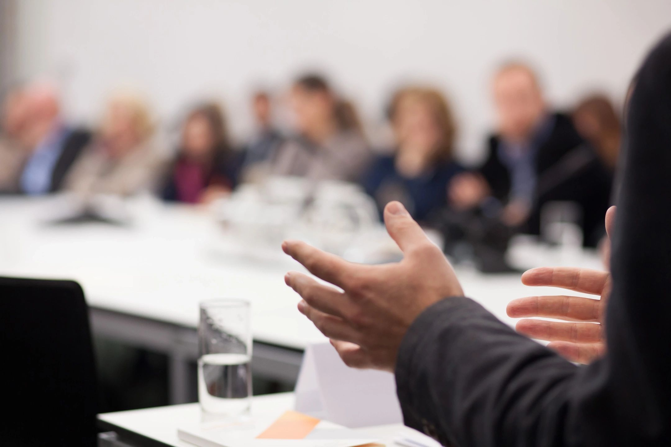 The Conversation Demands Dialogue To Make Change Stick by David Guerra