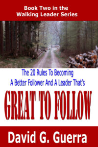 great to follow by David G. Guerra available at Amazon dot com