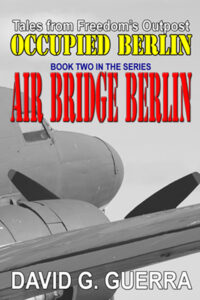 air bridge berlin book by david guerra