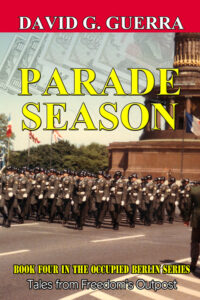 parade season by David G. Guerra available at Amazon dot com
